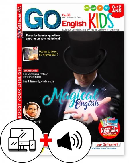 E-Go English Kids n°35