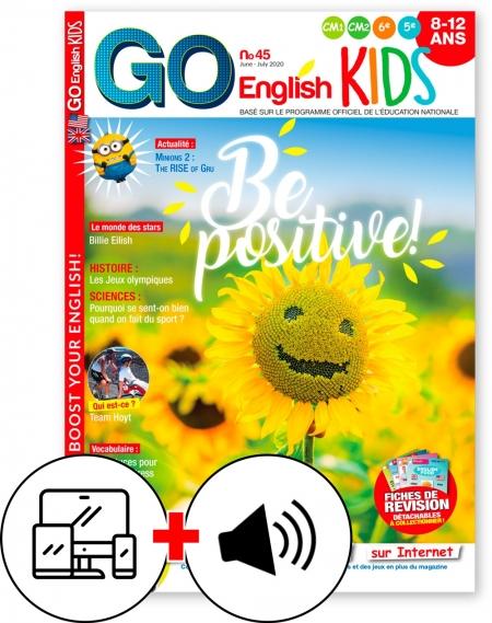E-Go English Kids no45