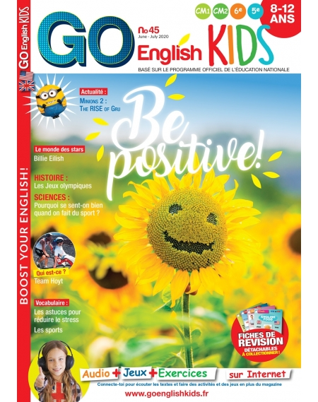 Go English Kids no45