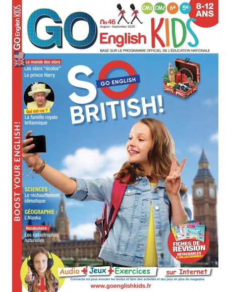 Go English Kids n°46