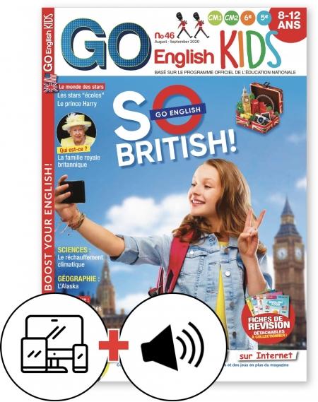 E-Go English Kids n°46