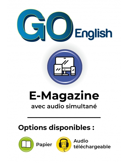Abonnement  E-Go English numérique