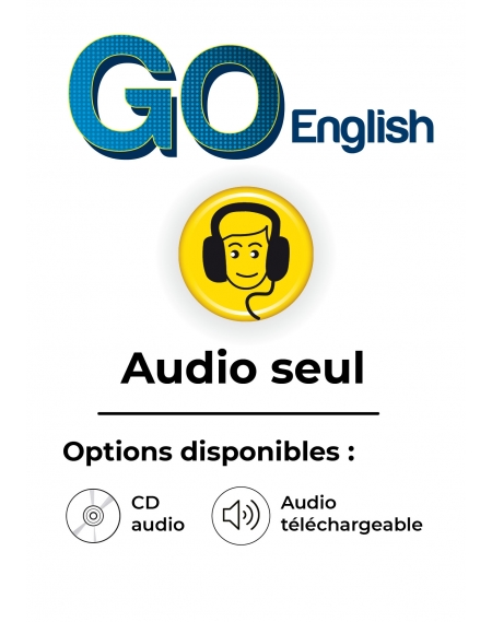 Abonnement audio Go English