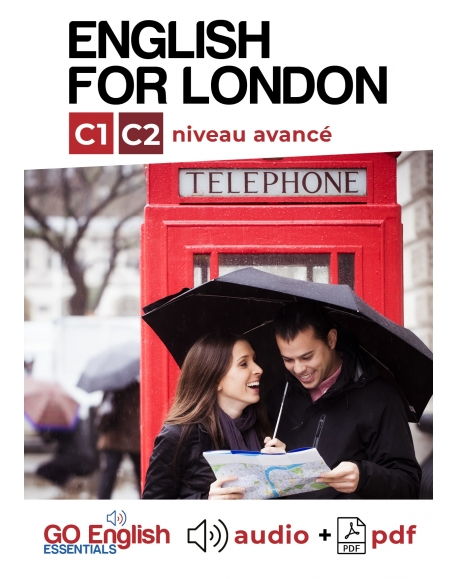 English For London - Téléchargeable