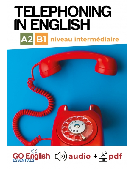 Telephoning in English - Downloadable