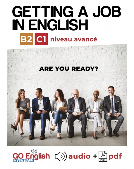Getting a job in English - Téléchargeable