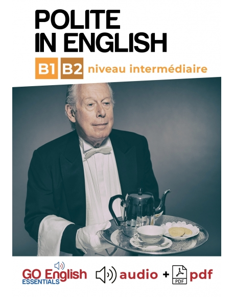 Polite in English - Téléchargeable