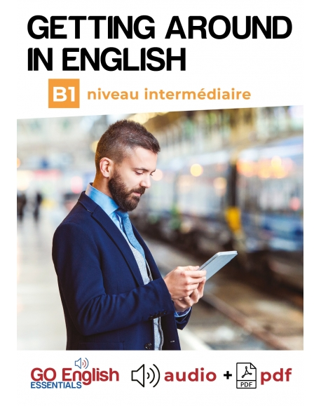Getting around in English - Téléchargeable