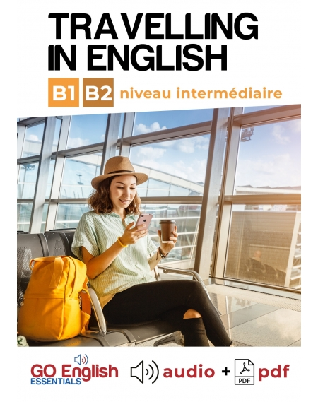 Travelling in English - Downloadable