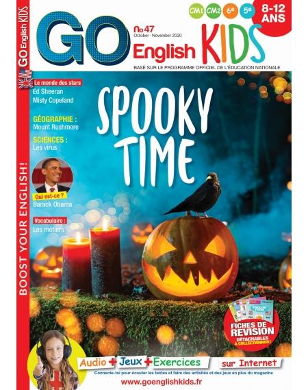 Go English Kids no47