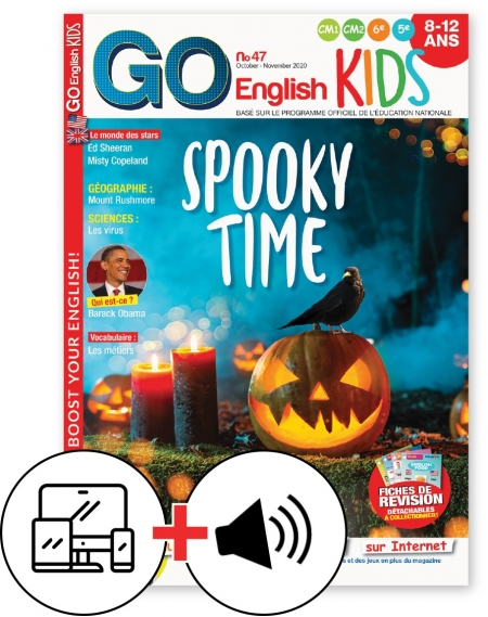E-Go English Kids no47