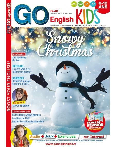 Go English Kids n°48