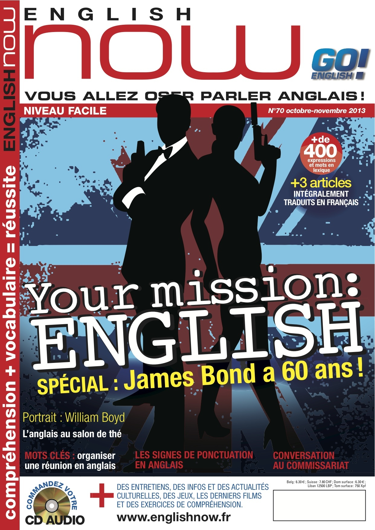 English Now n°70 - Go English