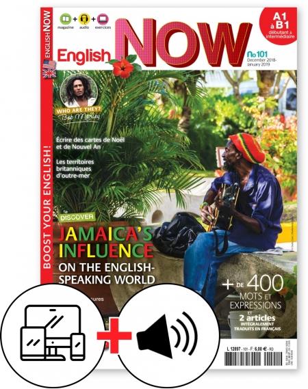 E-English Now n°101