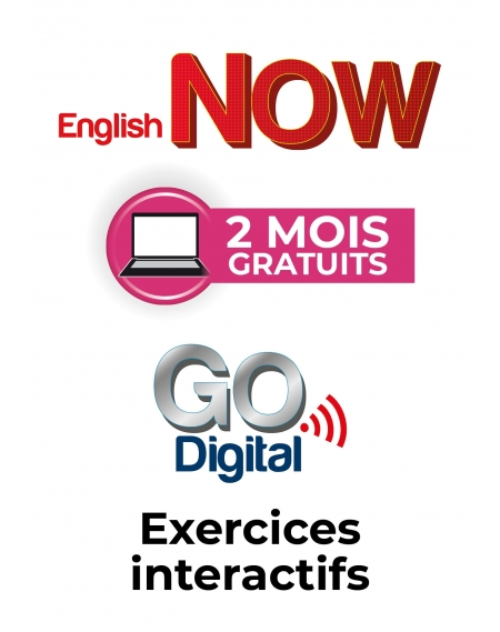 Testez Go Digital EN pour 2 mois