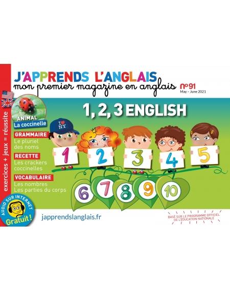 J'apprends l'anglais n°91