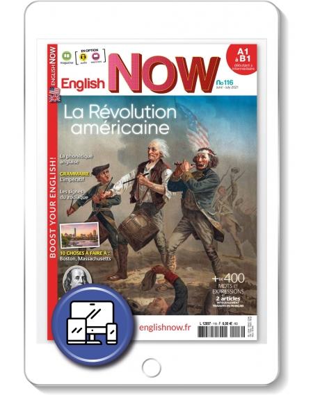 E-English Now n°116