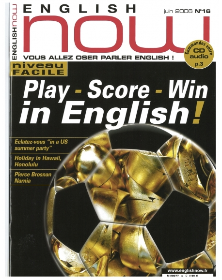 English Now n°016