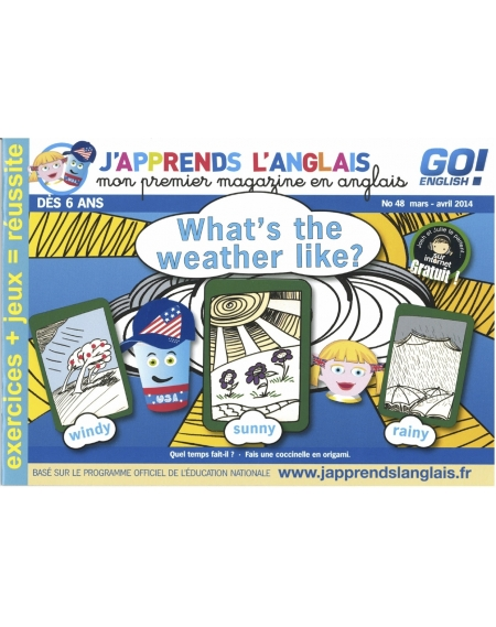 J'apprends l'anglais n°48