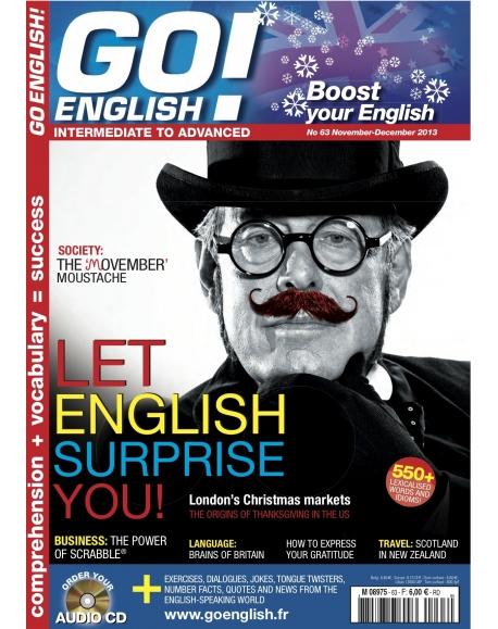 Go English n°63 - Go English