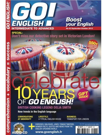 Go English n°62
