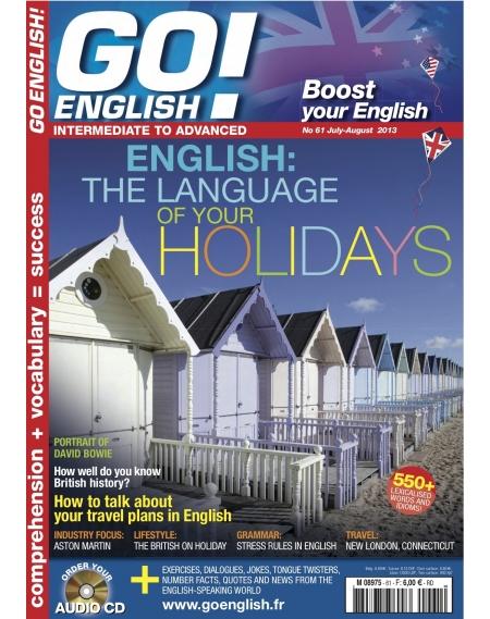 Go English n°61