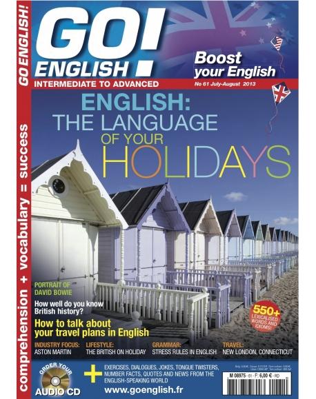 Go English n°061