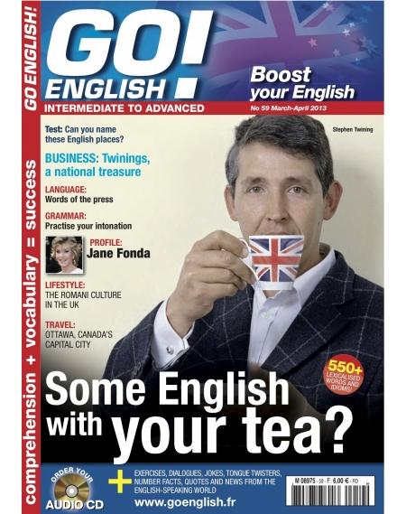 Go English n°59