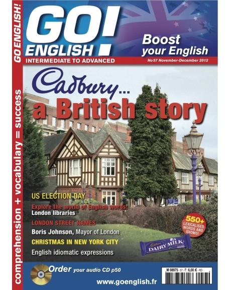 Go English n°57