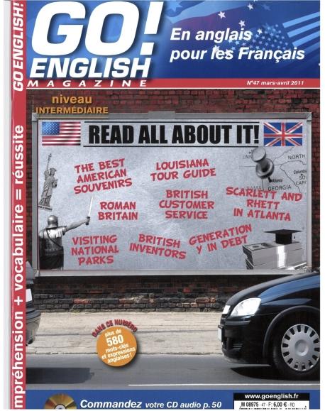 Go English n°47