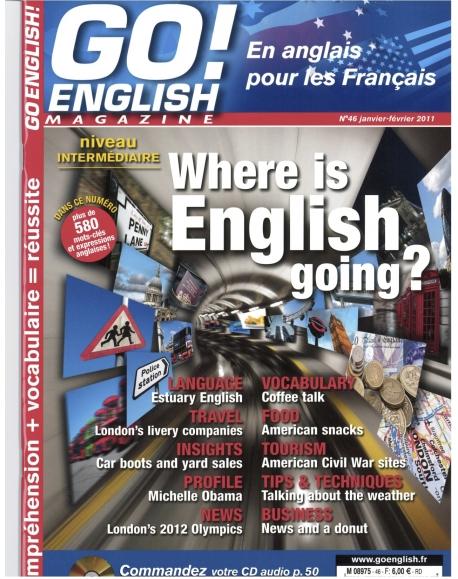 Go English n°046
