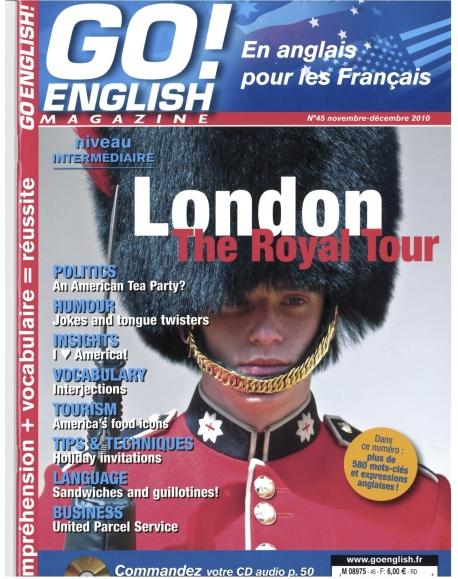 Go English n°45