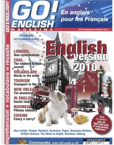 Go English n°44
