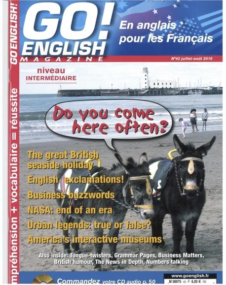 Go English n°43