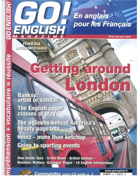 Go English n°042