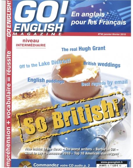 Go English n°40