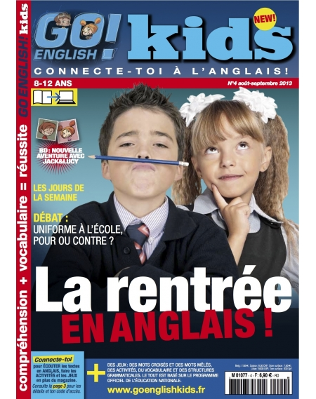 Go English! Kids n°4
