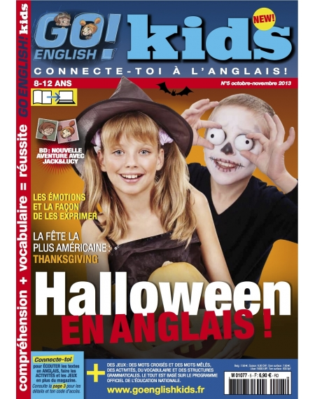Go English! Kids n°5