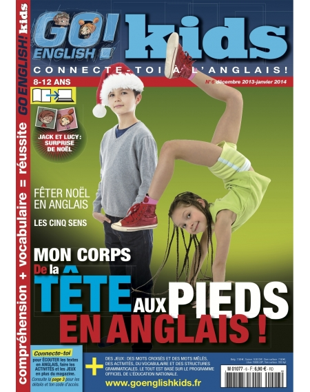 Go English! Kids n°6
