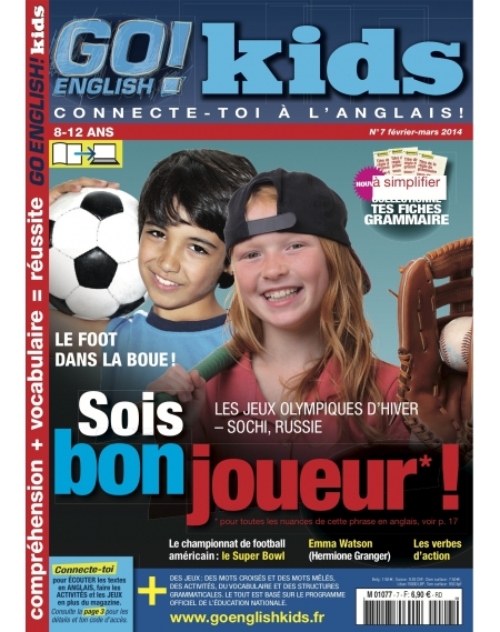 Go English! Kids n°7