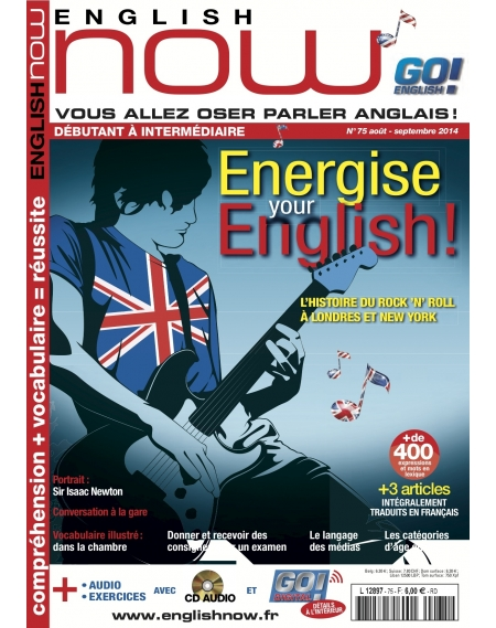 English Now N°75