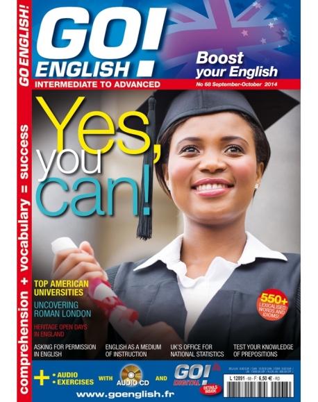 Go English N°68