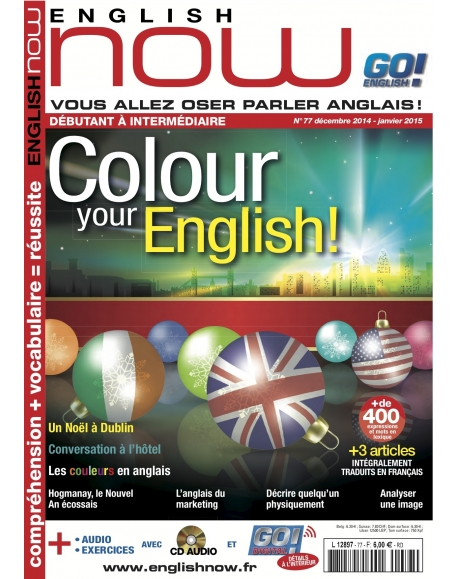English Now N°77