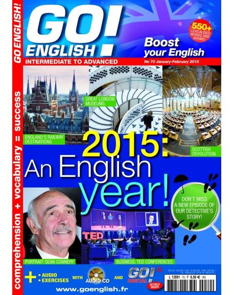 Go English N°70