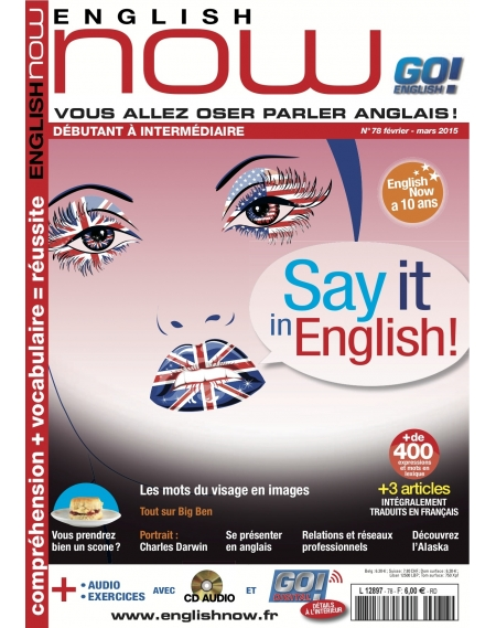 English Now N°78