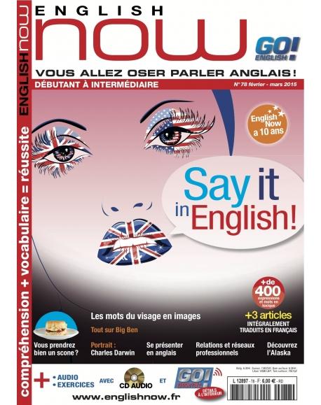 English Now N°78