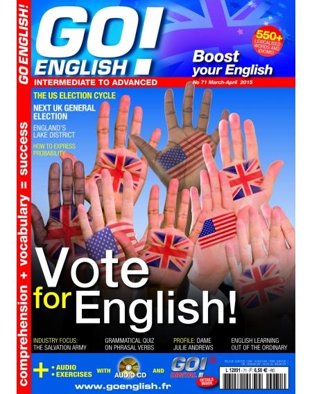 Go English N°71