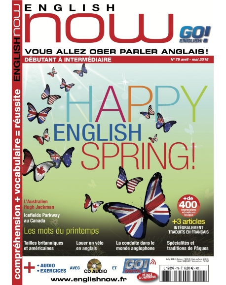 English Now  N°079