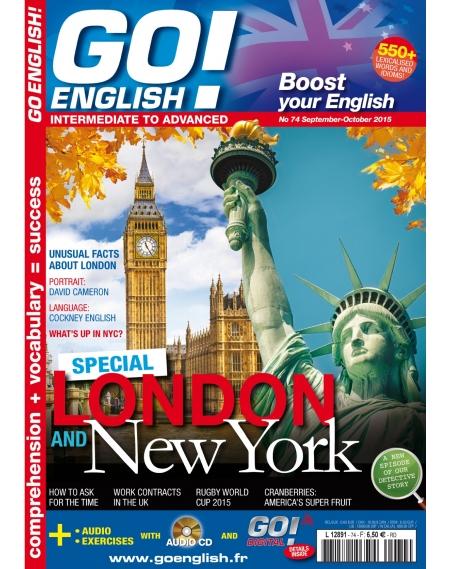 Go English N°74