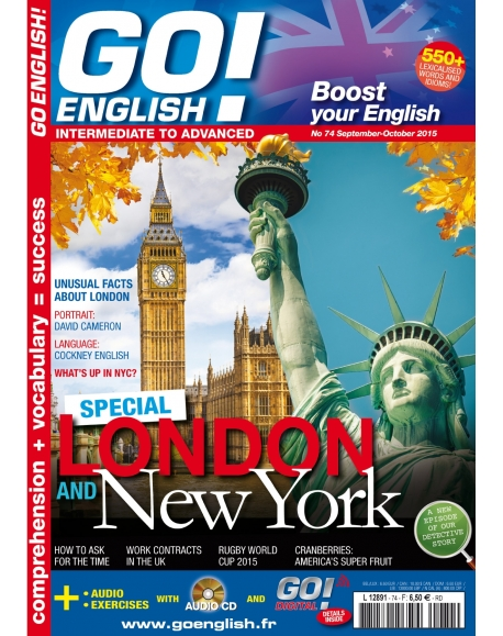 Go English N°074